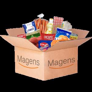 Caja de Alimentos Niños